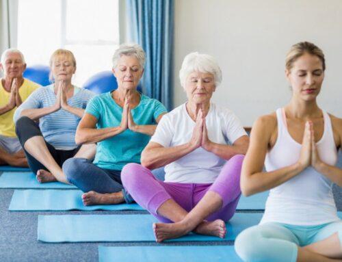 Yoga per gli anziani: 6 Posture per tutte le età